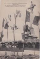 Bv - Cpa LORIENT  - Bénédiction Du Calvaire De Carnel (26 Avril 1908) - Mgr Gouraud Remerciant La Foule - Lorient