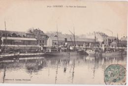 Bv - Cpa LORIENT  - Le Port De Commerce - Lorient