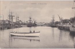 Bv - Cpa LORIENT - Le Bassin à Flot - Lorient