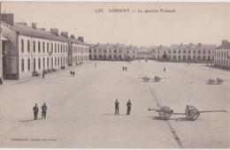 Bv - Cpa LORIENT - Le Quartier Frébault - Lorient