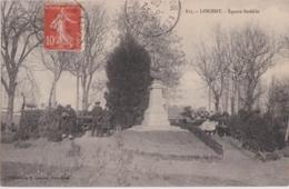 Bv - Cpa LORIENT  - Square Bodélio - Lorient