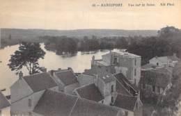 78 - RANGIPORT ( GARGENVILLE )  Vue Sur La Seine - CPA - Yvelines - Gargenville