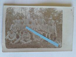 1917 Chemin Des Dames Canal Oise 23 Eme Régiment Artillerie Artilleur Antillais Africain Tranchée Ww1 Poilu Carte Photo - Krieg, Militär