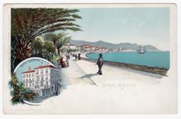 SANREMO SAN REMO Hotel Central - San Remo