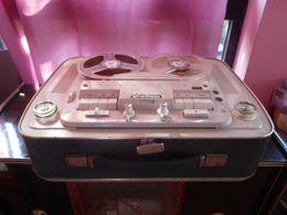 Magnétophone GRUNDIG T K 46  4 Pistes - Musica & Strumenti