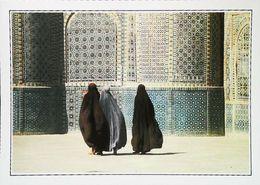 Afghanistan  Mosquée Bleue De Mazar-i- Charif     Années 1980s - Afghanistan