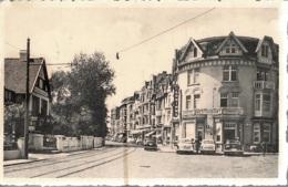 """Knokke-Zoute Avenue Du Littoral Avec Hôtel-Restaurant """" Le Terminus """" - Knokke"""