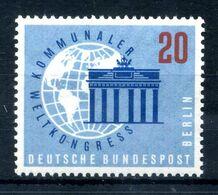 1959 BERLINO SET MNH N.168 - [5] Berlin