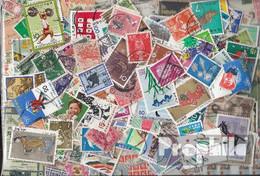 Japan Briefmarken-300 Verschiedene Marken - Collections, Lots & Series