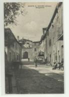 MONTE S.SAVINO ( AREZZO ) BORGOFORTE  - NV FP - Arezzo