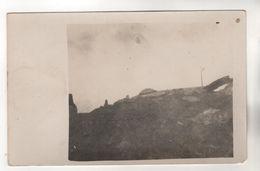 +2175, FOTO-AK, WK I, Belgien,WAVRE - SAINTE- CATHERINE (french) SINT KATELIJNE WAVER (flemich) FORT VERMELDEN - Oorlog 1914-18