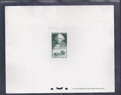 Epreuve De Luxe Journée Du Timbre 1949 Choiseul - Luxeproeven