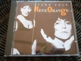 Liane Foly: Rêve Orange/ CD Virgin 868792 - Music & Instruments