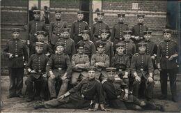 ! Alte Fotokarte Aus Allenstein, Soldaten, Militaria, 1917, Photo - Pologne
