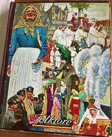 2 Boeken Folklore Van België Deel 1 En Deel 2 - Oud