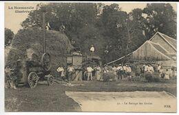 61. Normandie Illustrée, Le Battage Des Grains. - France