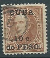 Cuba  -   N°   141 Oblitéré     Pa 18323 - Oblitérés