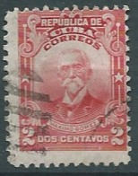 Cuba  -   N°   154 Oblitéré     Pa 18324 - Oblitérés