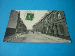 Carte Postale Nord Mons En Barœul Rue Thiers Animee - Marcq En Baroeul