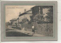 CPA - (93) EPINAY-sur-SEINE - Aspect De La Rue Georges-Thibout En 1940 - Other Municipalities