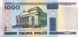 Belarus 1.000 Rubles, P-28b (2011) - UNC - Wit-Rusland