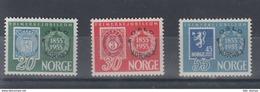 Norwegen Michel Cat.No.  Mnh/** 393/395 - Unused Stamps