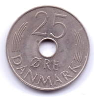 DANMARK 1978: 25 Öre, KM 861 - Denmark