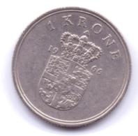 DANMARK 1966: 1 Krone, KM 851 - Dänemark