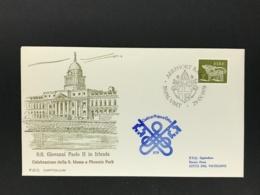 Irland Sonderumschlag Papstbesuch 1979 - Irlanda