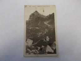Aiguille  De Varan   Vu Des Chalets De Varan - Passy