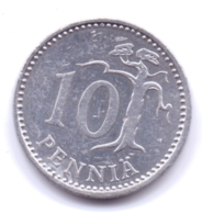 FINLAND 1985: 10 Penniä, KM 46a - Finlandia