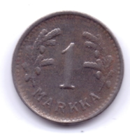 FINLAND 1951: 1 Markka, KM 30b - Finlandia