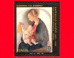 Nuovo - MNH - ITALIA - 2020 - 500 Anni Della Scomparsa Di Raffaello Sanzio – Madonna Col Bambino - B Zona 2 50 - 6. 1946-.. Repubblica