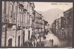 Italia  -  GRAGNANO, Via S. Marco - Napoli (Naples)