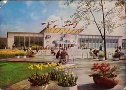 Erfurt Internationale Gartenbauausstellung Der DDR (IGA) Xx 1961 - Germania