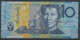 °°° AUSTRALIA - 10 DOLLARS °°° - Emissions Gouvernementales Décimales 1966-...