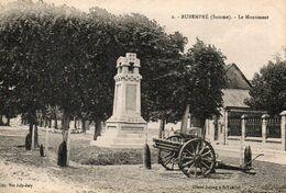 8049RubempréLe MonumentCirculée 1923 - France