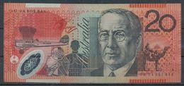 °°° AUSTRALIA - 20 DOLLARS °°° - Emissions Gouvernementales Décimales 1966-...