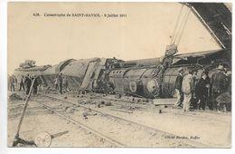 86. Catastrophe De Saint-Saviol 1911 - France