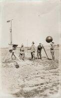 ! Foto 1. Weltkrieg,  Photo, Guerre 1914-1918, Militaria, MILITAIRE, Feldwetterstation 2, Soldaten, Weather Station - Guerra 1914-18