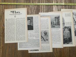 1919 JST LOLA MONTES DANSEUSE REINE DE BAVIERE BARON HENNET DE GOUTEL VALLEE DE MONASTIR JACQUES PEYROT - Collections
