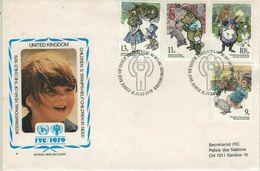 Märchen Alice Im Wunderland - Winnie Pooh - WInd In Willows - Tale Peter Rabbit - Jahr Des Kindes - Covers & Documents