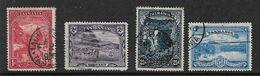 TASMANIA 1899/1900 VALUES TO 5d SG 230/232, 235 FINE USED Cat £18.25 - 1853-1912 Tasmania