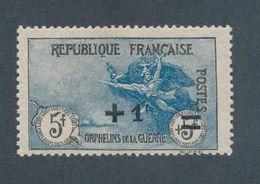 FRANCE - N° 169 NEUF* AVEC CHARNIERE - 1922 - Neufs