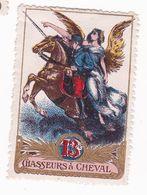Vignette Militaire Delandre - 13ème Régiment De Chasseurs à Cheval - Vignettes Militaires