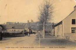 ARDON Sous LAON  LA GRANDE RUE (Feldpost) - Frankreich