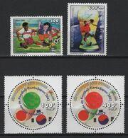Cote Ivoire - Ivory Coast (2002) - Set -  /  Soccer - Futbol - Calcio - Football - FIFA World Cup Korea / Japan - 2002 – Corea Del Sur / Japón
