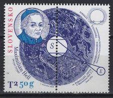 Slovakia (2020) - Set - /  Astronomia - Astronomie - Astronomy - Space - Astronomy