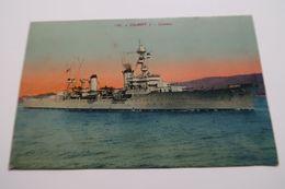CPA - Croiseur COLBERT - Guerra