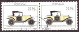 Portugal 1992 -  Museu Do Automóvel Antigo - Oeiras - TB - 2 X 38$00 - 1910-... República